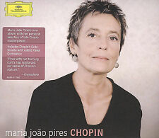 Maria-Joao Pires: Chopin CD NEW