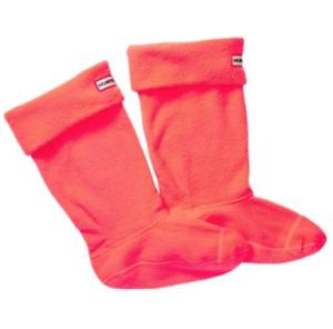 Hunter Womens Neon Pink Neon Tall Boot Socks Sz M 5-7 0069