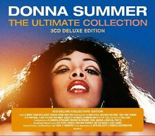 DONNA SUMMER - ULTIMATE COLLECTION  3 CD NEU