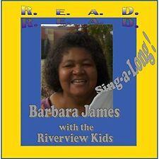 Barbara James : R. E. A. D. CD
