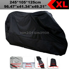 XL Motorcycle Cover For Suzuki GS 1000 1100 250 400 450 500 550 650 750 850