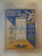 VTG Harbor Breeze 836L Universal Ceiling Fan & Light Control 3 Speed Levels 1999