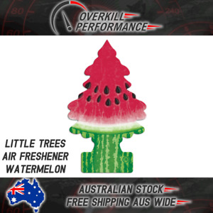 Little Trees Air Freshener Watermelon - Car Truck Taxi Uber Home Office