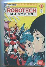 Robotech Lot Robotech Masters Robotech Macross Saga New Generation CBX40B