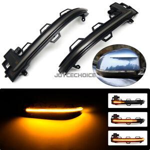 LED Dynamic Turn Signal Mirror Light For BMW X3 G01 X4 G02 X5 G05 X6 G06 X7 2020