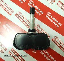 Toyota TPMS Sensor Genuine OEM 42607-33011