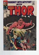 JOURNEY INTO MYSTERY  THOR 121 CLASSIC STAN LEE JACK KIRBY SILVER AGE MARVEL