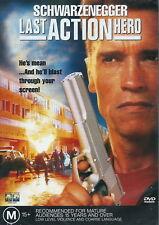 Last Action Hero - Action / Adventure / Sci-Fi / Thriller / Violence - NEW DVD