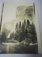 """Ansel Adams El Capitan.This is a original Photo maybe of a Photo 10"""" x 14"""""""