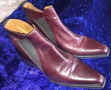 Vittorio Piani Women's Chelsea Boot, Size 5 Eur 38
