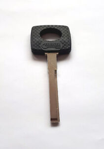 Mercedes Benz 190 W201 High Security Key Blank For Vehicles w Factory Alarm