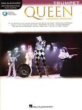 Queen Greatest Hits Play-Along Trumpet Trompete Noten mit Download Code