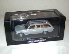 Mercedes-Benz 200 T-W 123 Break T-Modèle Combi Grey/Gris-Minichamps 1:43!
