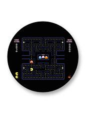 Magnet Aimant Frigo Ø38mm Pacman Arcade Retro Game Jeu Vidéo
