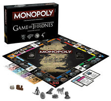 Game of Thrones™ Collector's Edition Monopoly  AGE 18+  Usaopoly