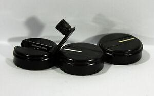 Canon A1 A-1 Black Rewind Knob Assembly Repair Part Knob OEM Film SLR
