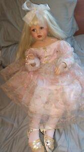 "32"" Vinyl Doll BY DONNA RUBERT #463/500"