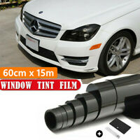 """20% VLT 24"""" x 50FT Window Tint Film Shade Car Home Office with Tool Kits Uncut"""