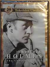 Sherlock Holmes The Complete Series 39 Episodes DVD Video Set Factory Sealed