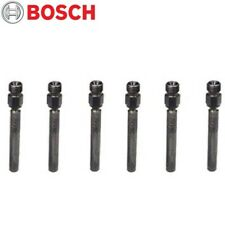Fits Porsche 911 Saab 900 Set of 6 Fuel Injectors Bosch 0 437 502 004 / 62281