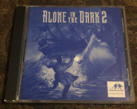 Alone in the Dark 2 CD-ROM (PC, 1994) Complete In Case Game Free Shipping