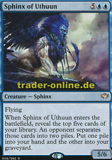 Sphinx of Uthuun (Sfinge di Uthuun) Duel Deck: SPEED vs. Cunning Magic