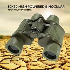 10x50 Surveillance Binocular Military High Definition Binocular Telescope X4M9