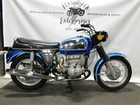 1973 BMW R75/5 R75 /5  750     1994    FREE SHIPPING TO ENGLAND  UK