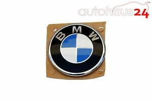 BMW E46 CONVERTIBLE EMBLEM LOGO BADGE TRUNK LID 1999-2006 M3 330Ci 325Ci D=61MM