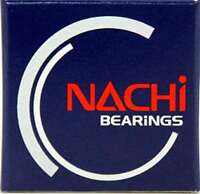 7R20 Nachi Radial Bearing, Shielded 3 available 1-1//4x2-1//4x1//2/""