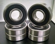 Six Toro Spindle Bearings Wheel Horse 106084 106085 539125582 37-0200 12325 6535