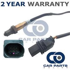 Sensore Lambda Ossigeno a banda larga per VW Golf mk5 2.0 FSI (2005-2008) ANTERIORE 5 fili