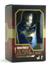 Hot Toys Iron Man Mark 30 Blue Steel 1/6 Scale Collectible Bust MKXXX Limited