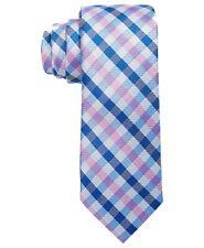 NWT Lauren Ralph Lauren Kids Big Boy's Gingham Check Tie Pink One Size