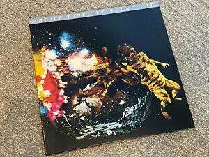 SANTANA III - MFSL Limited Edition Gatefold LP Vinyl Record Santana 3 Audiophile