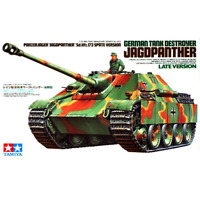 "Tamiya 35203 German Tank Destroyer ""Jagdpanther"" Late Version 1/35"