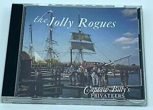The Jolly Rogues Captain Billy's Privateers CD