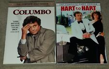 Columbo Season 1 (5-Disc Box Set) & Hart to Hart Season 1 DVD (6 disc set)