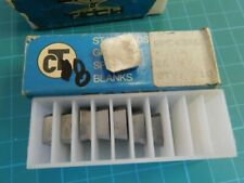 8 Carbi & Tech SPC 43A6 E6 Carbide Inserts