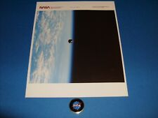NASA 51-G SPACE SHUTTLE MISSION SERIAL NUMBER PHOTO JUNE 1985