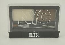 NYC BROWSER BRUSH ON BROW EYEBROW KIT - 876 BRUNETTE