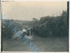 More details for dodhead golf club path to kinghorn loch original  edwardian photo 4 x 3 inch
