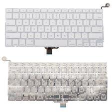 Para Apple MacBook 13 Unibody A1342 Teclado nos Diseño + botón de encendido de reemplazo