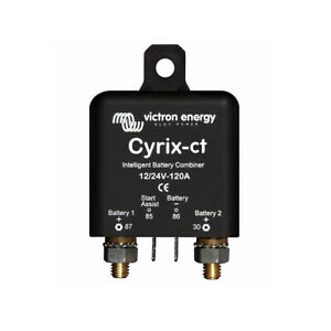 B-Ware Victron Cyrix-ct 12/24V-120A intelligenter Batteriekoppler