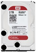 """HDD HARD DISK 3,5"""" 2TB 2000GB WESTERN DIGITAL RED WD WD20EFRX"""