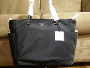 Kate Spade Dawn Baby Bag (Black) - NWT (WKRU5915)