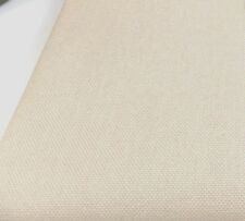 100% Cotton craft  Fabric Sheeting Plain Solid Colours per metre half meter