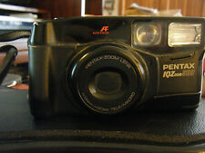 Pentax IQZoom 900 35mm Point and Shoot Film Camera
