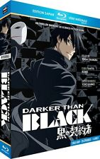 ★ Darker than BLACK ★ Intégrale - Edition Saphir [3 Blu-ray]