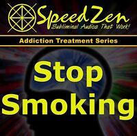 Stop Smoking Subliminal CD ambient binaural beats brainwave music